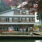 吉野観光(釣り堀場)へ行きました!釣りたての魚が新鮮で、おいしい♪